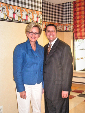 Governor Jennifer Granholm & Jonah Bruck