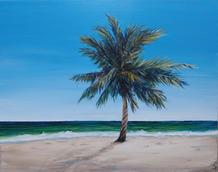 Palm Alone