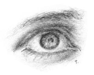Detailed eye