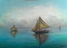 Ships Passing