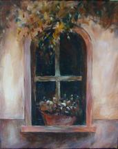 Study of a Window Box