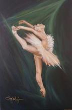 Ballerina (Commission)