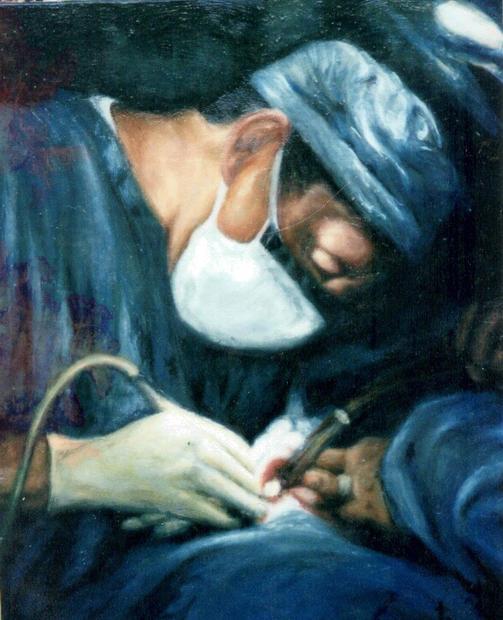 Oral Surgeon (commission)