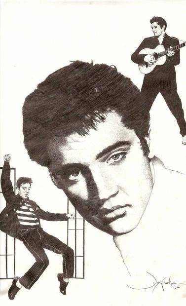 Celebrating Elvis