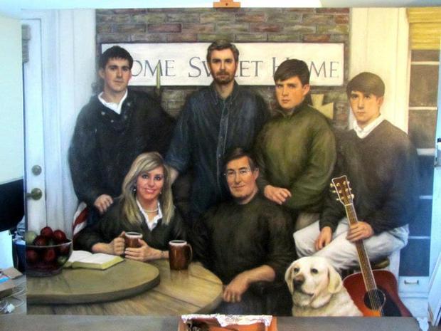 Family Portrait (commission)