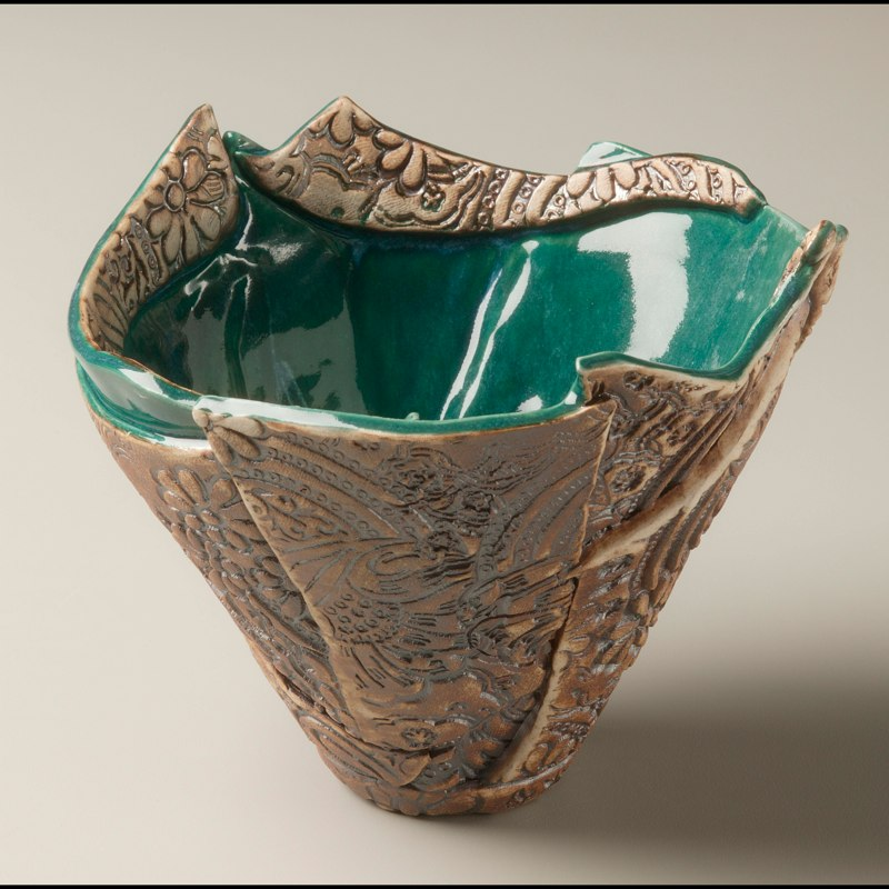 Green Swish bowl