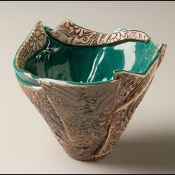 Green Swish bowl