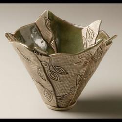 Moss Leaf bowl