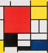 Piet Mondrian, 7.3.1872, 6:00 Uhr, Amersfoort,NL