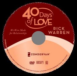40 Days of Love