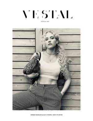 Kat Cunning | Vestal Magazine