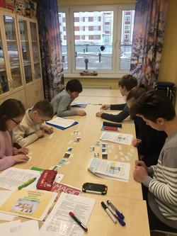 Чтение с Ириной Евгеньевной