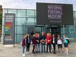 Учебная поездка в Нотингем