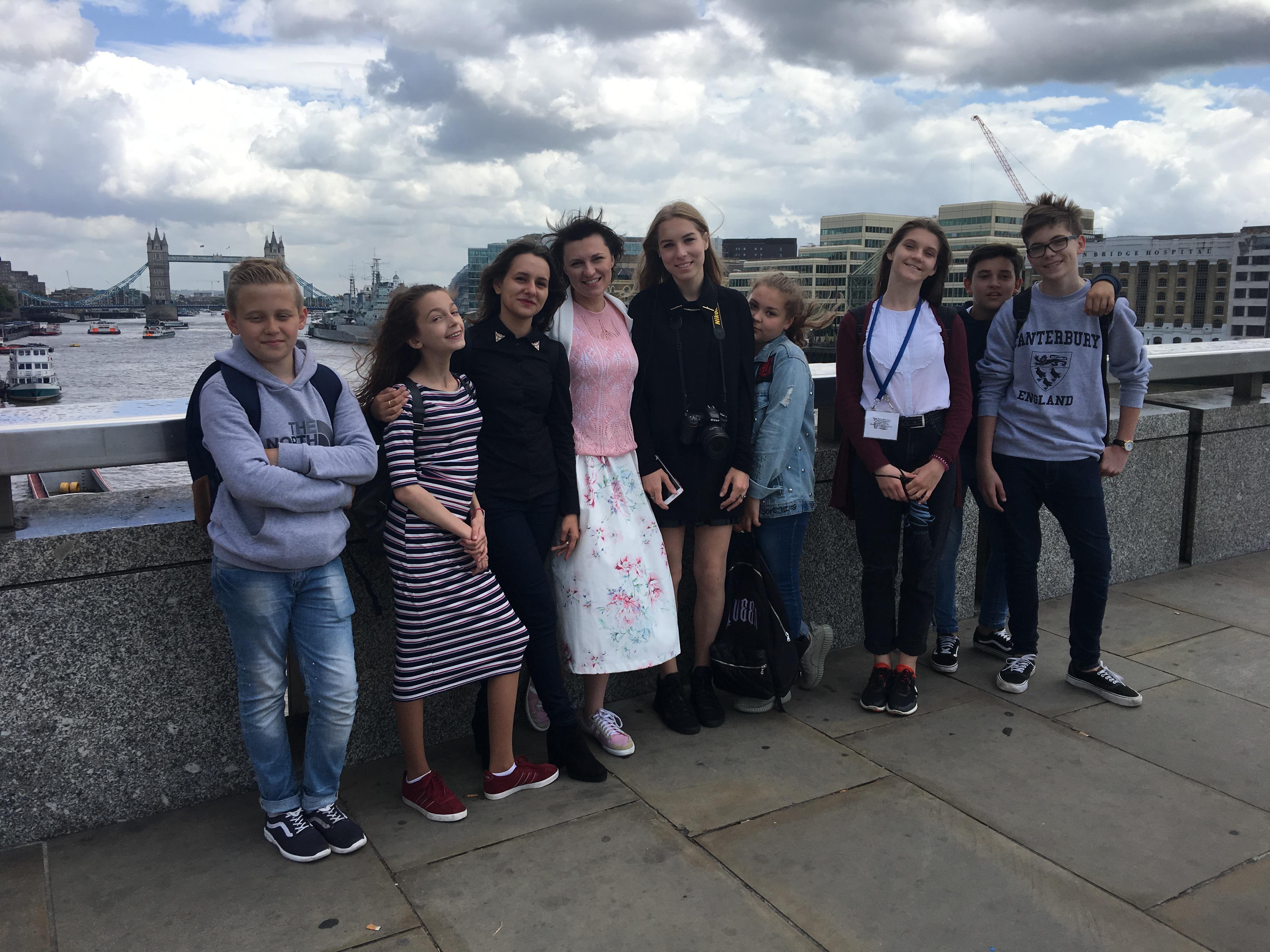 Прогулка в Лондоне