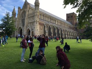 7 июля, 2016 Оксфорд 6 день - Поездка в St Albans