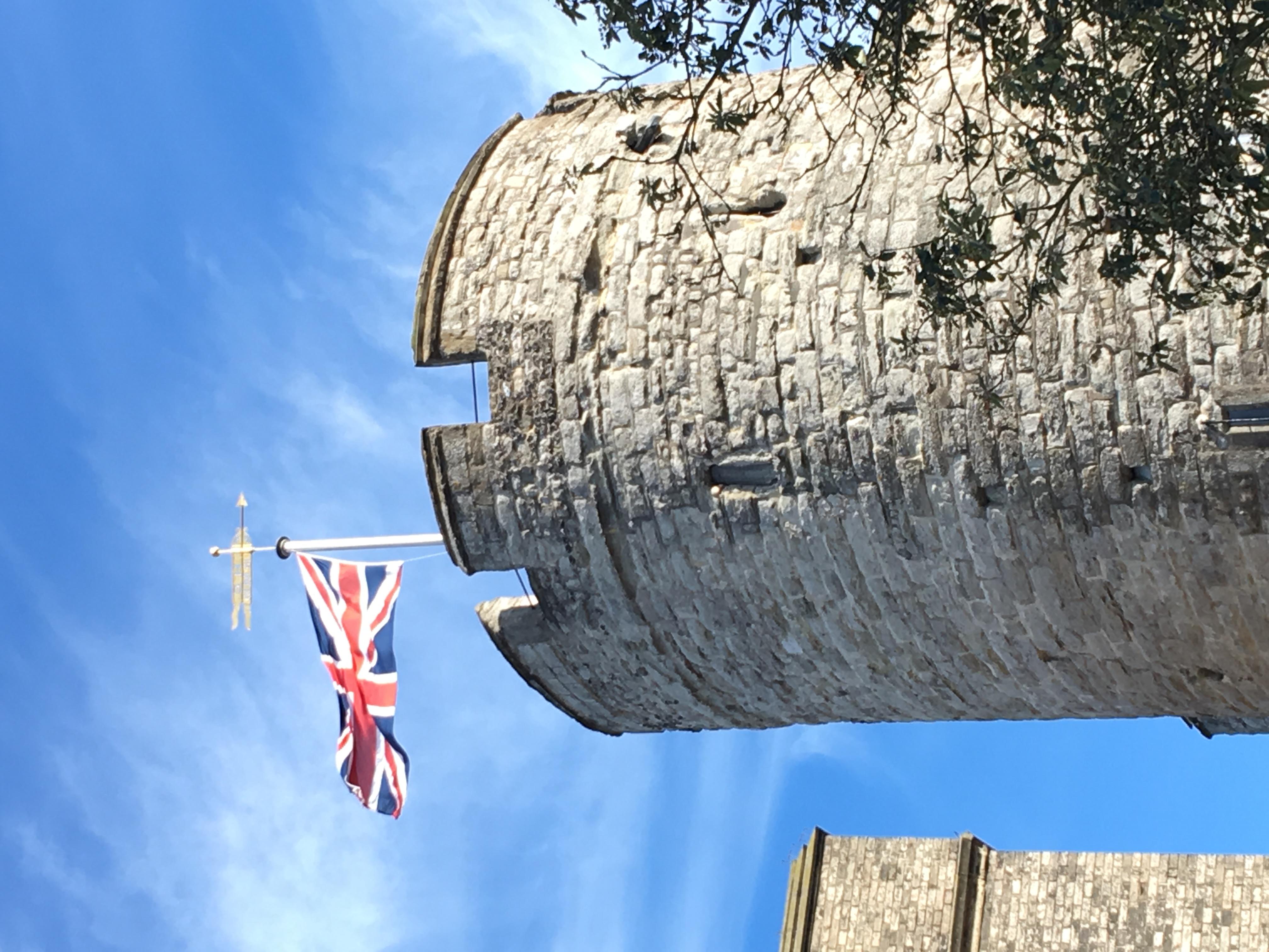 Крепости Кентербери
