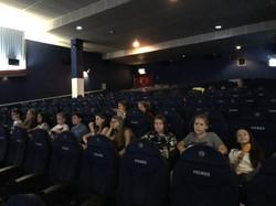 выход в кинотеатр