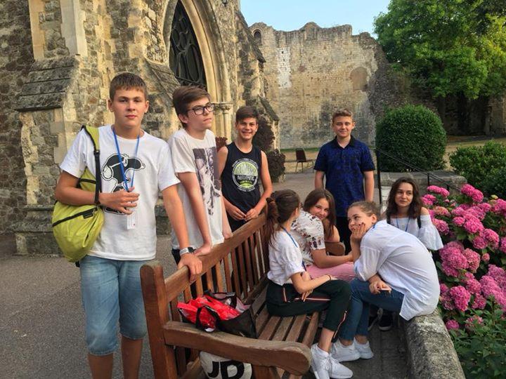 Учебная поездка в Кентенбери