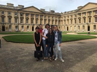 6 июля, 2016 Оксфорд 5 день - знакомство с Oxford Colleges
