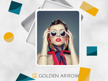 Golden Arrow Package Logo
