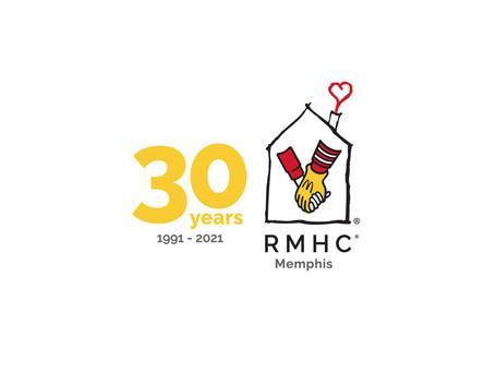 Ronald McDonald House of Memphis 30 Year Annimation