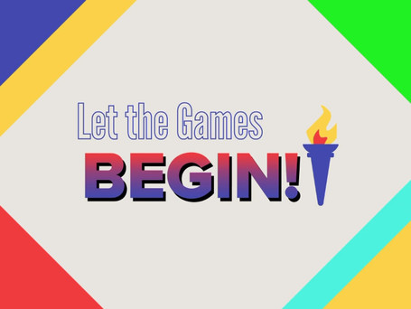 2021 MoGraph Games Logo Animation