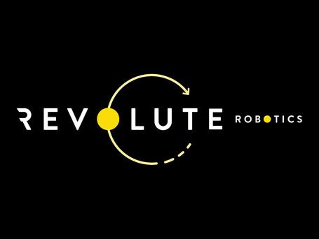 Revolute Robotics Logo Animation