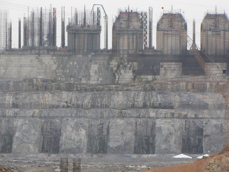 BELO MONTE AND TAPAJOS DAMS CASES