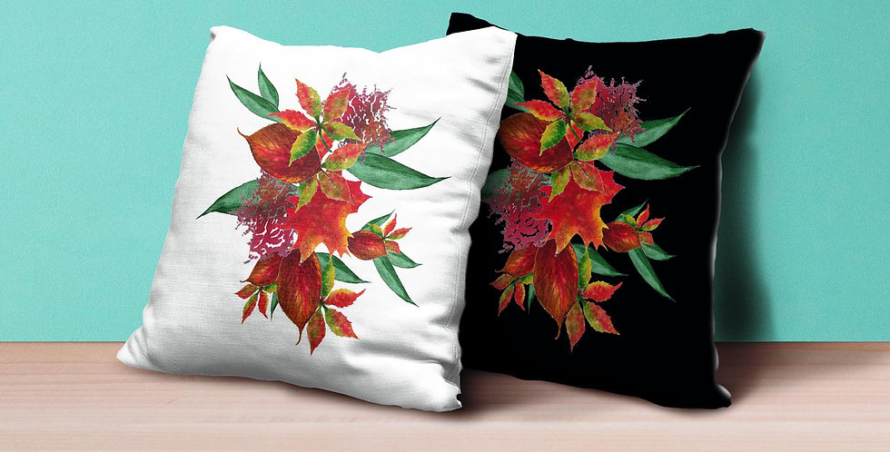 New Autumn Leaves Premium Cushions