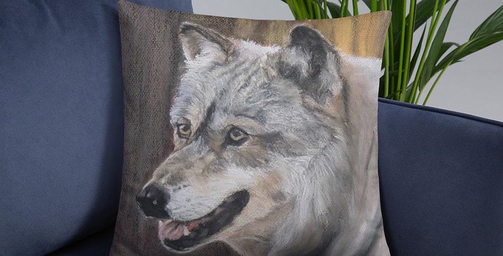 The Wolf Pack Premium Cushions