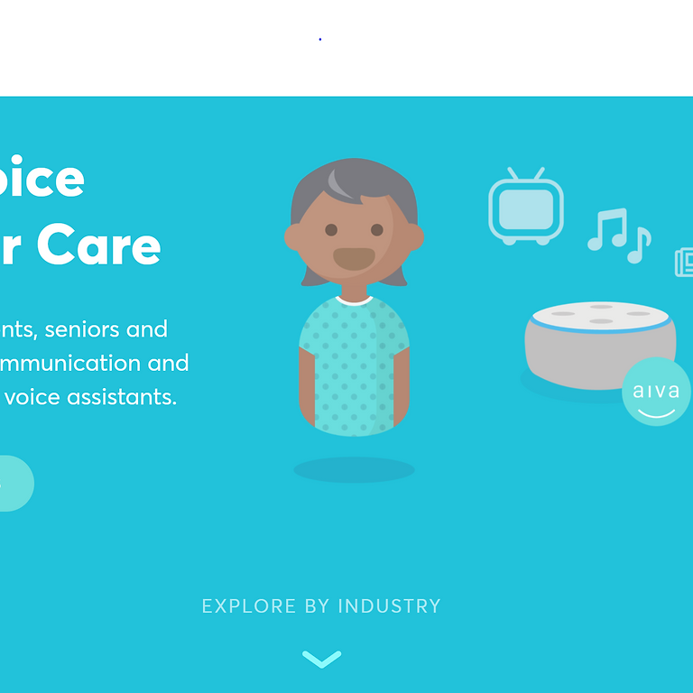 Friday Night Date Night with Match Healthcare & Aiva Health: Voice Recognition Technology at the Bedside (1)