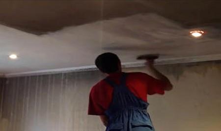 Как правильно сделать уборку после пожара.
