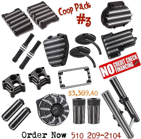 Coop Pack 3