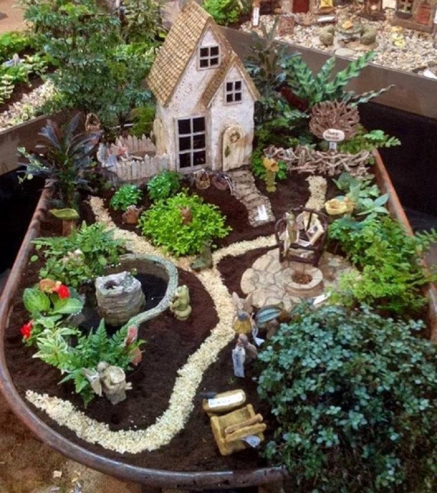 Mini Gardens, Mega Imagination