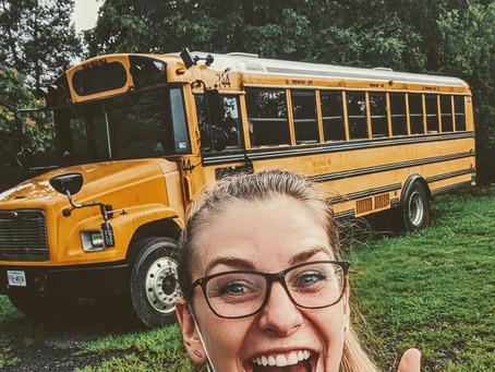 Meet Harold the Bus