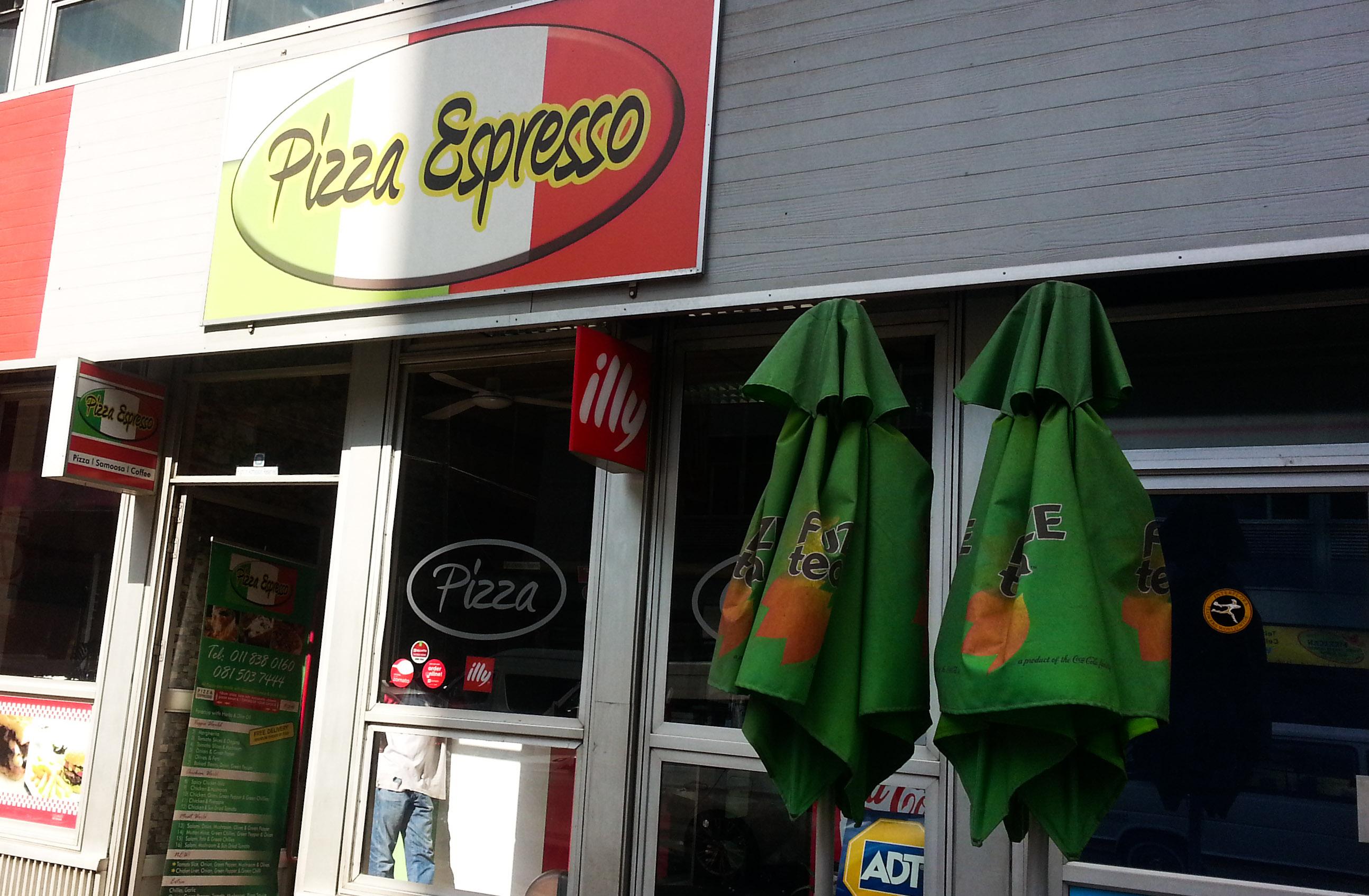 Pizza Espresso