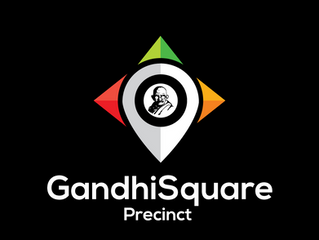 Welcome to Gandhi Square Precinct (Video)
