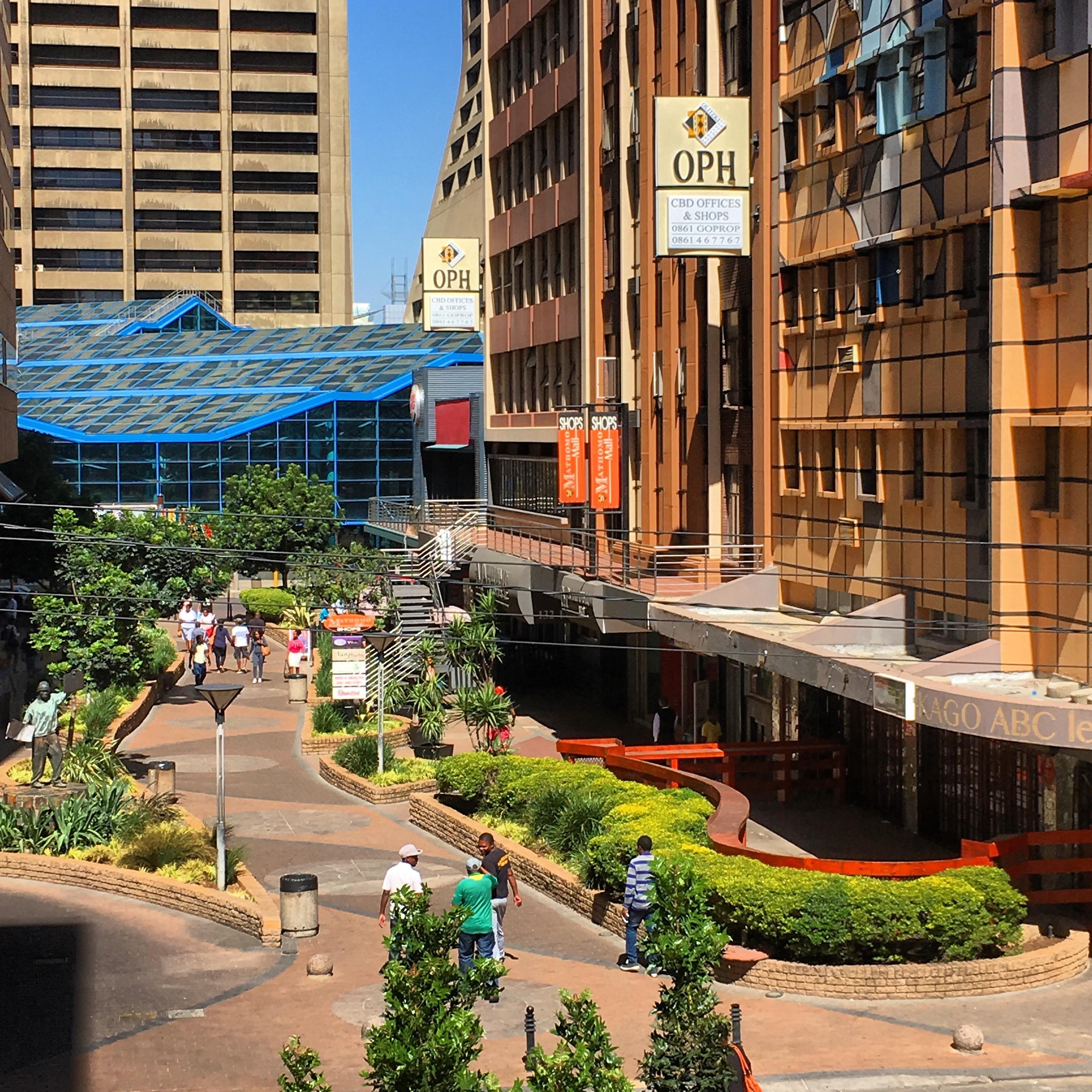 Fox Street Mall