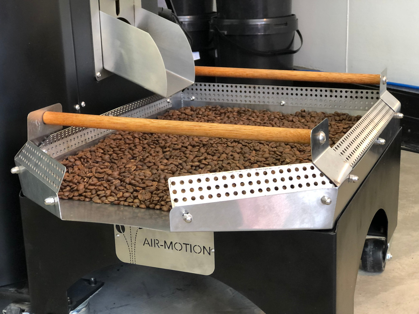 Cooling Tray - 3kg Air-Motion Coffee Roaster