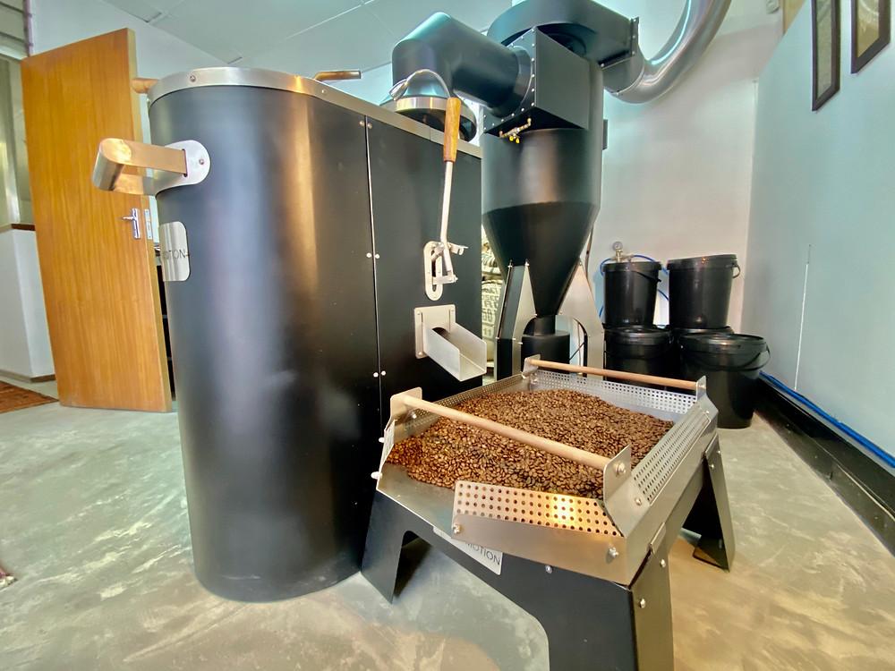 Air-Motion Air Roasting Coffee Roaster
