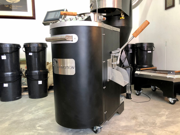 Roast Chamber - 3kg Air-Motion Coffee Roaster