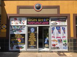 Dwsign Shop, Gandhi Square Precinct