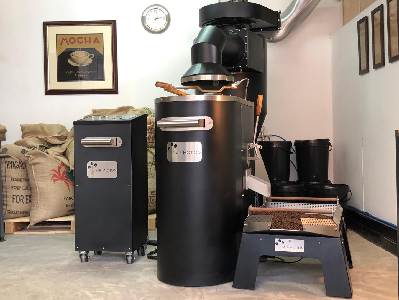 Air-Motion Artisan Coffee Roaster