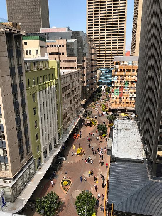 Fox Street Walkway
