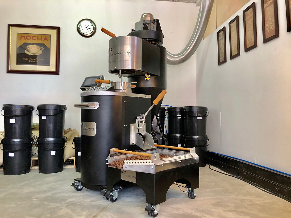 3kg Air-Motion Commercial Coffee Roaster Machine