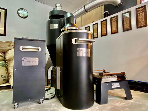 Air-Motion Coffee Roaster