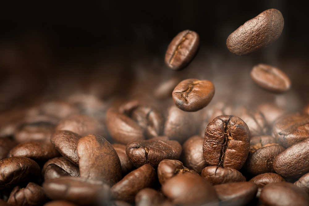 Air-Roasted Coffee Beans