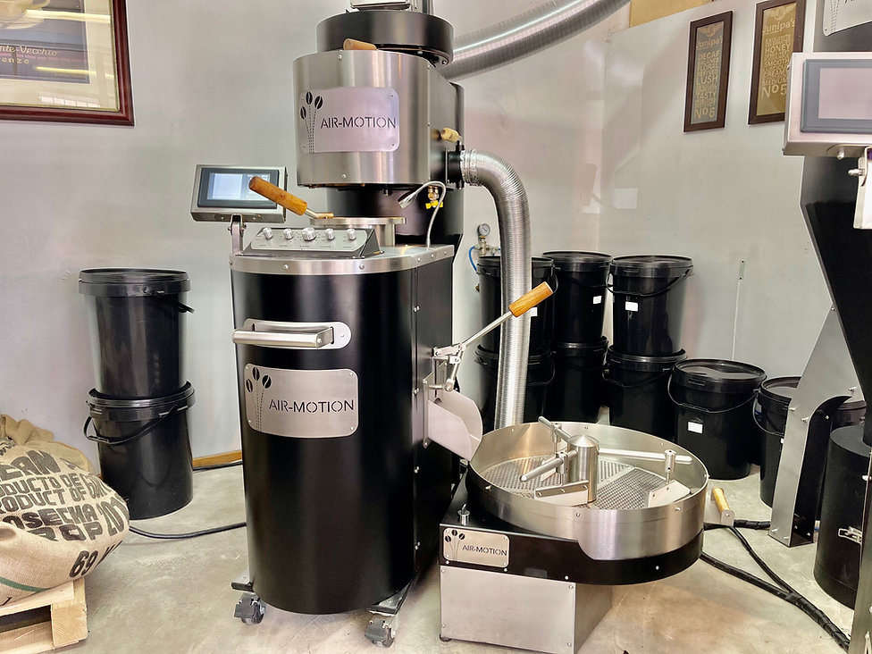 3kg Air-Motion Coffee Roaster