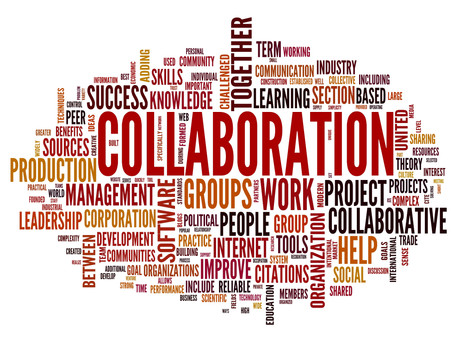 Virtual collaboration for branding software implementation project