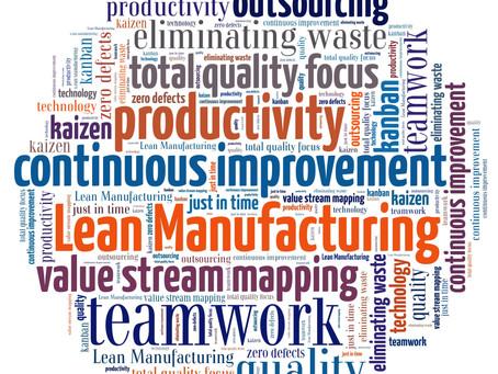 Culture of Continuous Process Improvement